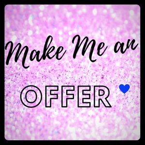 Other - Always excepting reasonable offers🤩